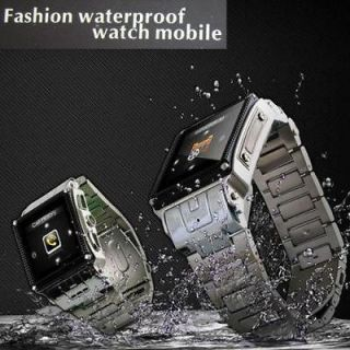 Cell Phone Wrist Watch Mobile Water Resistant Unlocked Camera /4