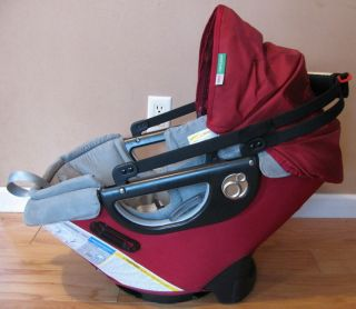 Orbit Baby G2 Infant Toddler Car / Stroller Seat *****