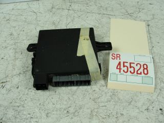 97 1998 LINCOLN MARK VIII LEFT DRIVER FRONT DOOR CONTROL COMPUTER
