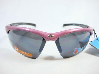 Grant Iron Man Pink Shatter Resistant Sunglasses Principle EG1110 New