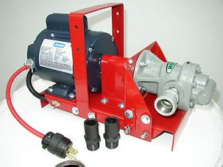 New Waste Vegetable/Fuel Oil Transfer Pump, for Veggie,WVO,WMO,Heaters