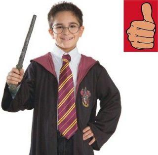 Harry Potter   Accessory   Tie   Gryffindor   Hogwarts Replica Costume