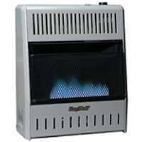 30K WALL HEATER T STAT BLUEFLAME LP OR NATURAL GAS HEAT VENT FREE
