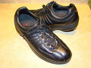 CHUNG SHI Walking Shoes BLACK(Womens) 8.5US 42.5EU EXCELLENT