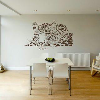 wall stickers cheetah