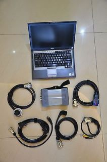 MB Star C3 Mercedes Benz Diagnostic 2012 Star C3 Set + Dell D620 Core