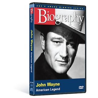 Biography   John Wayne: American Legend (DVD, 2007)