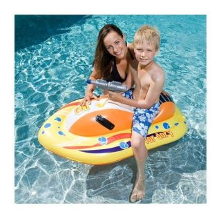 Airtime Jet Ski Ride on Inflatable and Water Pistol Set