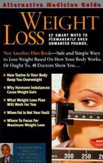 Weight Loss An Alternative Medicine Definitive Guide by Burton