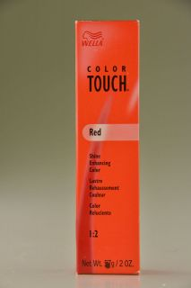 Wella Color Touch Red Shine Enhancing Hair Color 21