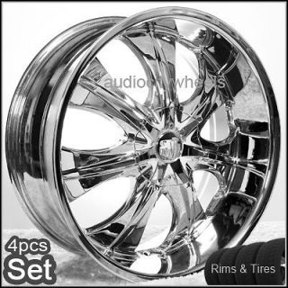 22 inch rims and tires in Wheel + Tire Packages