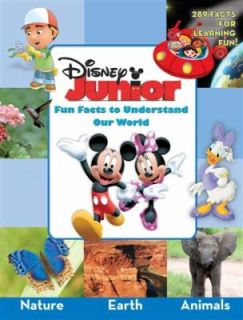 Disney Junior Fun Facts to Understand Our World by Marcy Kelman 2011