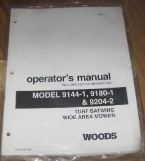 Woods Batwing Mower Parts on PopScreen