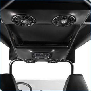 OEM 10 12 Polaris RZR 4 RZR 4 XP 800 900 SSV Works Overhad Speaker Kit