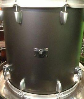 Yamaha drums sets Rock Tour 3 pc Matte Black Metallic 12, 16F, 22