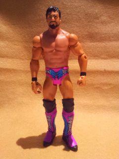 JUSTIN GABRIEL WWE MATTEL BASIC SERIES 19 ACTION FIGURE TOY BRAND NEW