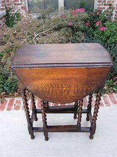 antique gateleg tables in 1900 1950