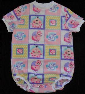 Adult Sissy Baby Romper Onesie Cuddly Baby by Annemarie