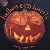 Halloween Howls by Andrew Gold Cassette, Jul 1996, Music for Little