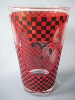 Anchor Hocking Disney 1 Tumbler Glass Large Mickey Mouse Figural Head