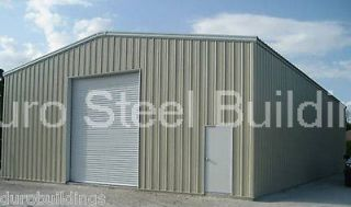 Duro BEAM Steel 30x30x15 New Metal Buildings DiRECT Residential Garage