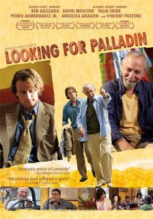Looking for Palladin DVD, 2011