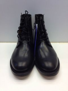 Junya Watanabe MAN x Comme Des Garcons Trickers Lace Up Mens Boots