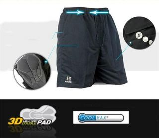 Mens Mountain Trail Baggy Cyclewear Bike Bicycle Shorts Padded