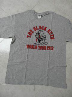 Rare The Black Keys 2012 tour shirt size s m l xl xxl