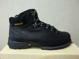 BRAND NEW Mens Caterpillar Akon Black Boots 13M