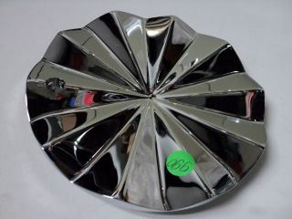 UNIQUE LUXURY CABO 601 CHROME WHEEL CENTER CAP 549285F 2