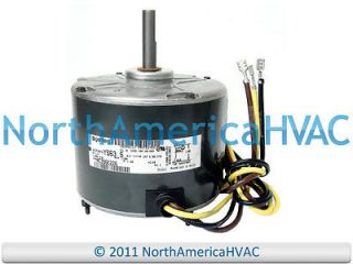 carrier air conditioner fan motor
