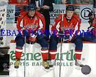 Alex Ovechkin Alexander Semin WASHINGTON CAPITALS NHL 8x10 HOCKEY