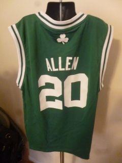 Adidas NBA Boston Celtics Ray Allen Youth Replica Jersey NWT S