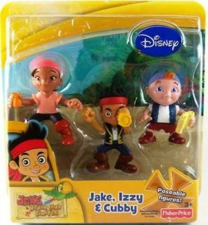 jake and the neverland pirates action figures in Action Figures