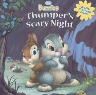 Thumpers Scary Night by Laura Driscoll 2008, Hardcover