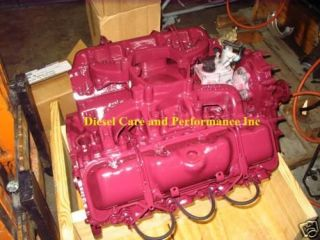 Chevrolet Chevy GMC 6.5 6.5L complete rebuilt engine (Fits Chevrolet