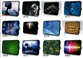Notebook Case Bag Laptop Sleeve Cover For HP mini Dell Mini Acer ASUS