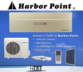 12000 Btu Solar Air Conditioner Heat Pump No Panels Included
