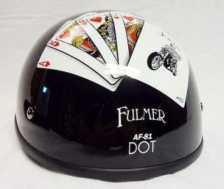 Fulmer Joker AF 81 Motorcycle Helmet