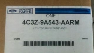 DIESEL FORD OEM PUMP ASY   FUEL INJECTION 4C3Z 9A543 AARM