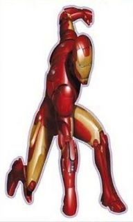 Iron Man Kids Nursery Mural Wall stickers Wall quotes Decor Decals