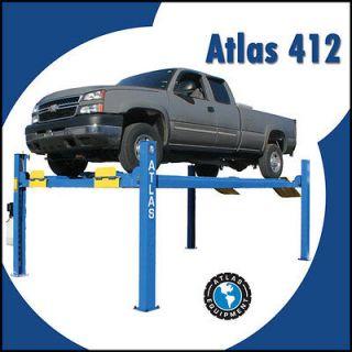 10000 Lb Car Lift >> Newly listed Atlas OH 10X 10,000 LB. 2 Post Auto Car Truck Lift Hoist