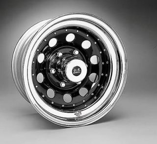 Wheel 94 Series Black Seel Modular Wheel 15x8 5x5.5 BC