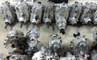 Jeep NP231 Transfer Case Clean & Rebuilt New Process Vendor Gear