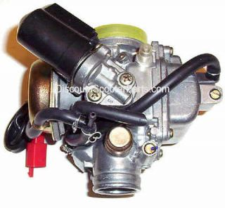 Carburetor, Scooter ATV Go Kart 125cc 150cc GY6 Engine WITH FREE EXTRA