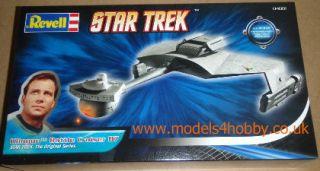 Revell Model Kit   Star Trek   Klingon Battle Cruiser D7   1600 Scale