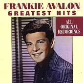 Greatest Hits Curb by Frankie Avalon CD, Oct 1995, Curb