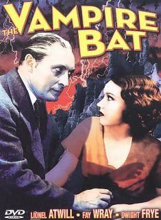 The Vampire Bat DVD, 2003