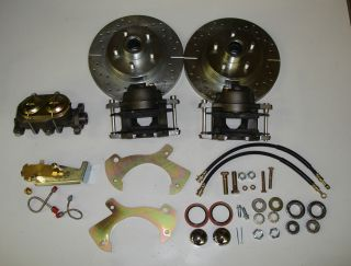 1948 1949 1950 1951 1952 56 FORD F1 F100 TRUCK DISC CONVERSION KIT 5